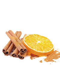 オレンジシナモン