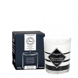 PBアロマキャンドルSP180g・アンチタバコ(タバコの中和消臭)tabaco【Ver.2】fresh&aromatic 約30時間