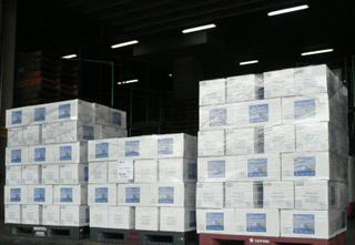 日本赤十字社へ義援金を贈呈しました